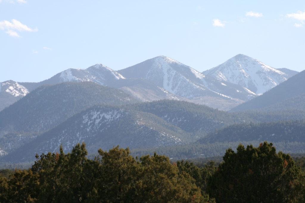 San Fran Peaks